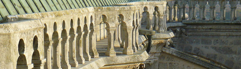 Chartres Reisen - Dachbesteigung