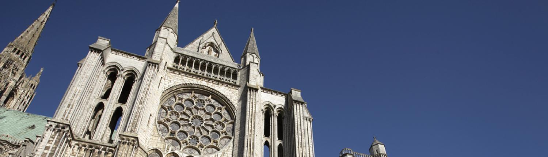 Chartres Reisen Südrose
